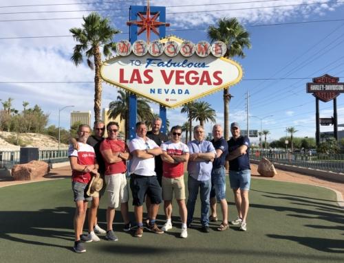 Racing resan till Las Vegas NASCAR och Indycar på Laguna Seca
