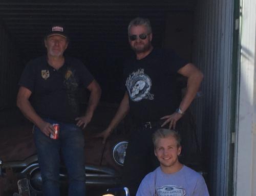 Chevy 1950 COE – Garage besök 2020