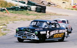 Old Cars Racing